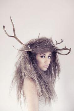 Ouin ouin beautifull #deer #model #photography