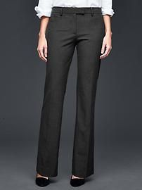 Modern boot pants. Gap Curvy pants used to fit me, why did they discontinue??