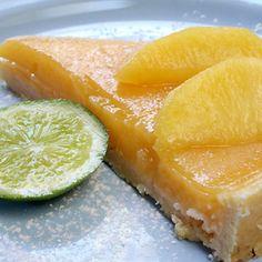 Μια εκδοχή της γνωστής σε όλους lemon pie.