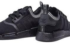 timeless design 09e8a 398ca Adidas NMD All Black Runner Boost TRIPLE BLACK Adidas NMD 6 - 118.00