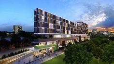 $80 million residential building set for Green Square ...