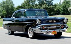 1957 Chevrolet Belair Coupe - Fleming's Ultimate Garage