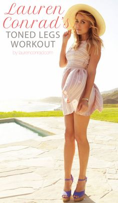 Shape Up: Get Toned Legs Now!