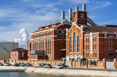 Museu Da Electricidade (Electricity Museum)