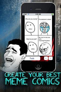 155cc91cb3f7b5ddc99307c5290f8d69 make your own meme rage comics make your own meme! 20 meme making iphone apps meme and meme maker