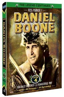 Daniel Boone 1964-1970 Frontier hero Daniel Boone conducts surveys and expeditions around Boonesborough, running into both friendly and hostile Native Americans, just before, during, and after the Revolutionary War. Aiding him during the run of the series are his lovely wife, Rebecca, precocious son, Israel, Oxford educated half-breed Mingo, former slave Gabe Cooper, easy going oafs Yadkin and Josh Clements, and tavern owner Cincinnatus.