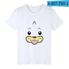 fa37b4828d34d LUCKYFRIDAYF 2017 Pokemon Go Anime Mens TShirts Funny Short Sleeve T-shirts  Pokemongo Men/Women Hip Hop Pocket Monster Tees