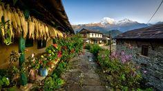 Ghandrung Village