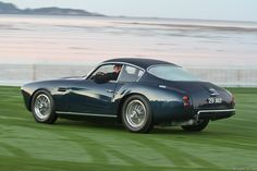1961 Aston Martin DB4 GT Zagato DB4GT/0188/L