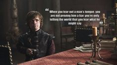 Game of Thrones quote