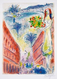 CHAGALL, Marc France(1939-1942)_La Victoire , 1967