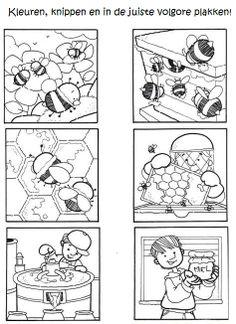 Thème Les abeilles à imprimer