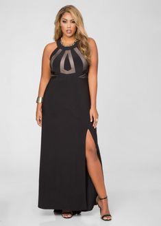 ce983659a3e vestido de fiestanegro Evening Dresses Online
