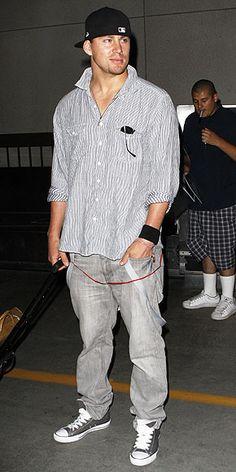 Channing Tatum Photos - Actor Channing Tatum arrives at LAX airport. - Channing Tatum Arriving At LAX Airport Channing Tatum, Gorgeous Men, Beautiful People, Raining Men, Models, Swagg, Cute Guys, Sexy Men, How To Look Better