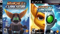 Ratchet and Clank, 2 in 1