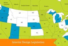 Why have #NCIDQ or Interior Design Legislation?