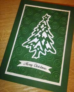Kika's Designs : Green Tree