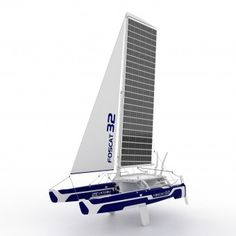 DIMENSIONS: 3600 x 3600, TYPE:  JPG. Catamaran with solar panels, neat!