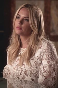 Hanna Marin wearing  7 For All Mankind The Culotte Jeans, Alexis Lace Top, Giuseppe Zanotti Cheetah Print and Polka Dot Point Toe Pumps