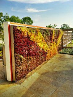 Inspiratie voor verticaal tuinieren.