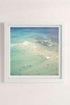 Max Wanger Waikiki #5 Art Print