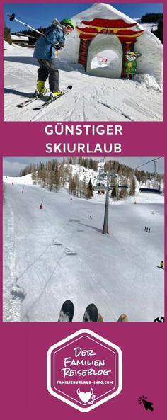Günstiger Skiurlaub mit Kindern