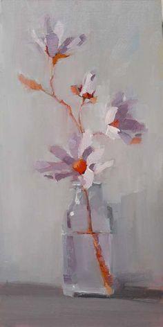 'Magnolia Blossom' by Susan Nally