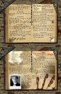 John's journal 7/28/13