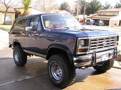 1986 ford bronco - Google Search Maintenance/restoration of old/vintage vehicles: the material for new cogs/casters/gears/pads could be cast polyamide which I (Cast polyamide) can produce. My contact: tatjana.alic@windowslive.com