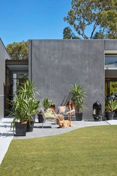 Elliot Road Home by Klopper and Davis Architects