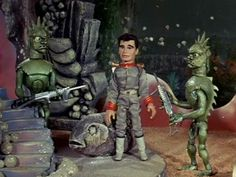 Loved this marionette show as a child - STINGRAY. Yeah I know - geek (guilty… Kids Shows, Tv Shows, Joe 90, Thunderbirds Are Go, Classic Sci Fi, Cinema, Animation, Kids Tv, Vintage Tv