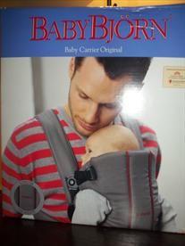 Baby Bjorn Carrier    Price: $40.00
