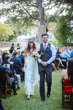 RiverOaks Charleston Wedding by Clay Austin - Southern Weddings Magazine