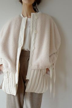 Winter Outfits, Casual Outfits, Fashion Outfits, Womens Fashion, Fashion Trends, Fit Women, Women Wear, Shearling Coat, Asian Fashion