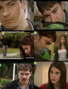 Emir in feriha's home in her room