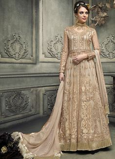 Shopping is also made easy with the option of buying outfits like lehenga choli online shopping. Order now net embroidered and resham work long choli lehenga. Indian Lehenga, Long Choli Lehenga, Net Lehenga, Lehenga Style, Lehenga Choli Online, Lehenga Blouse, Indian Dresses, Indian Outfits, Shadi Dresses