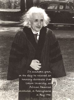 Albert Einstein May 1946