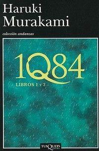 1Q84 Murakami, me enamore de esta historia, dos mundos, dos lunas.