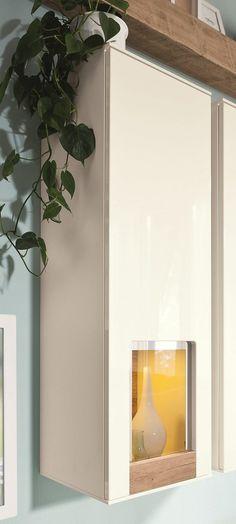Schrank Ebba, Modern Jetzt bestellen unter    moebel - hängeschrank wohnzimmer weiß