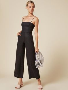This jumpsuit will have you looking and feeling your best.