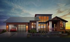 Tesla Motors solar roof might not be quite so expensive after all. When Tesla CEO Elon Musk unveiled new solar shingles three weeks ago, the big question th… Solar Energy Panels, Best Solar Panels, Solar Panels For Home, Diy Solar, Solaire Diy, Solar Shingles, Solar Roof Tiles, Tesla Roof Tiles, Tesla Motors