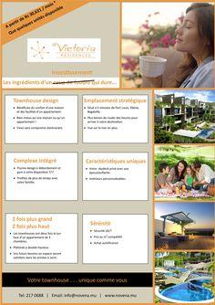 Novena Ltd - A long term investment. Tel: 217 0688
