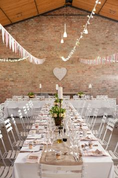 Gorgeous reception table, shot by Catherine Mac