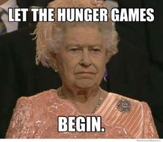 One of the better memes I've seen with the Queen from the Opening Ceremonies