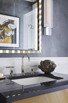 #KohlerUK #Bathrooms #bathroomdesign #bathroomideas #bathroomtrends #trends #design #bathroomtaps #taps #brassware #polishedchrome #basin #sink #bathroomsink #bathroombasin #vessel #undercounter