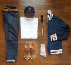 Outfit grid from RatherDashing, featuring the Royale sneaker in Cuoio - $159. #beoneofthegreats #greatsbrand #greats