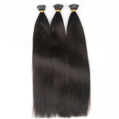 Youth Beauty 22Inch 300 Strands1g Per StrandSilky Straight Keratin Stick I Tip Keratin Tipped Remy Human Hair Extensions 01 Jet Black ** Learn more by visiting the image link-affiliate link. #BeautySalonEquipment