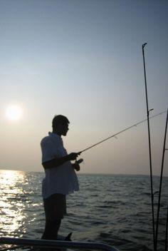 Fishing Mobile Bay  Alabama