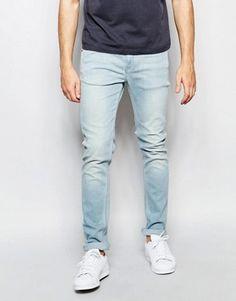 Farah Skinny Jeans in Stretch
