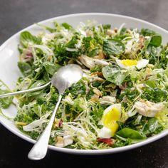 Chicken And Spinach Waldorf Salad By Ina Garten